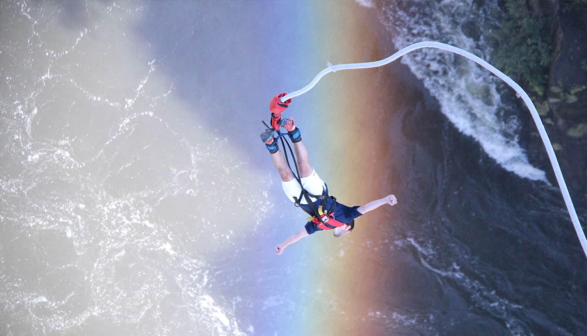 Bungee Jump Vic Falls
